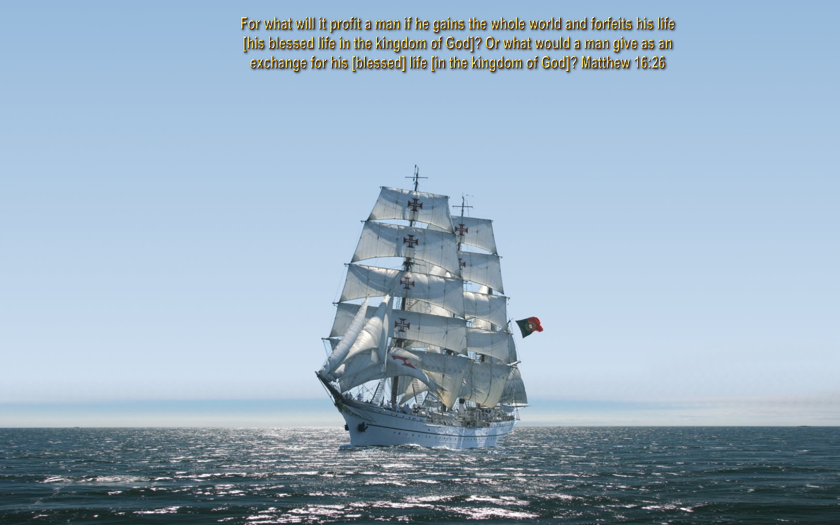 Quotes About Sailing And Life Christian Bible Versed Sailing Wallpapers  2Nd Wittness Weblog